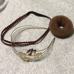 Set of Hair Accessories
